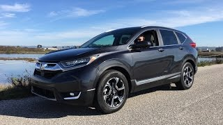 10. 2017 Honda CR-V – Redline: Review
