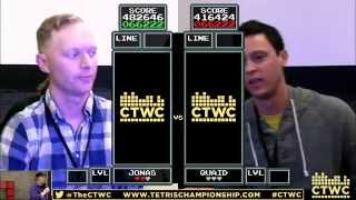 Video Finals - Jonas Neubauer vs Sean Ritchie - Classic Tetris World Championship 2015 MP3, 3GP, MP4, WEBM, AVI, FLV Juni 2018