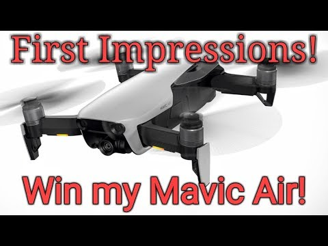 Before you Fly DJI Mavic Air Drone, Know this First!