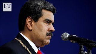 Is this the end for Venezuela's Maduro?