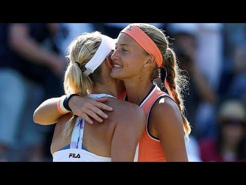 Timeo Babos ist die neue Nummer eins im Tennis-Doppel