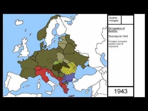 Alternate history of Austria-Hungary(1914-2017)