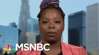 BLM Leader Call Out Media Coverage On Charlottesville Anniversary | The Beat With Ari Melber | MSNBC