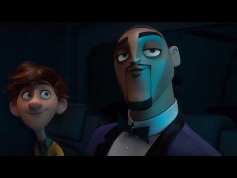 Spies in Disguise - Ending Scene - HD (1080p)
