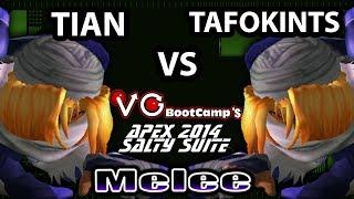 $1000 Money Match – Tian vs. Tafokints