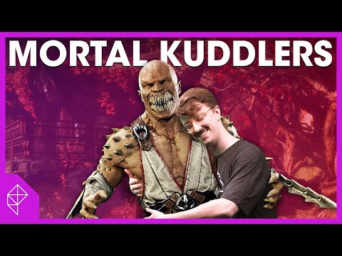 No one asked but I found Mortal Kombat's best cuddler   Unraveled