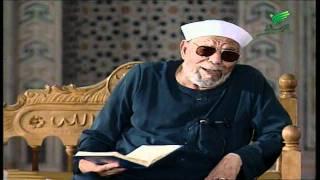 سورة محمد الحلقة 5 للشيخ محمد متولي الشعراوي HD
