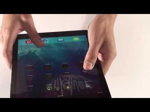 iPad Air 2 Unboxing