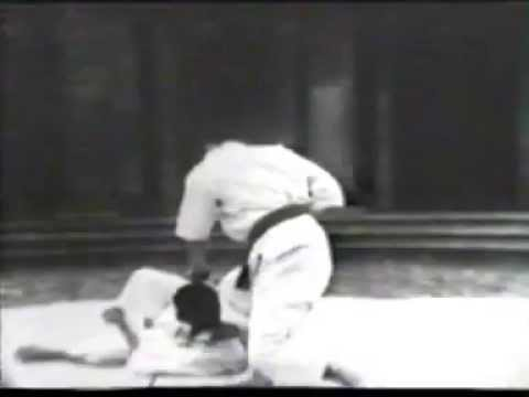 Gichin Funakoshi – Historical Video