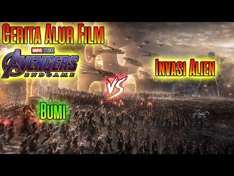 PEPERANGAN TERBESAR ABAD INI !? | Cerita Alur Avengers End Game (2019)