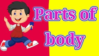 Parts of body l class 3rd l page no.2