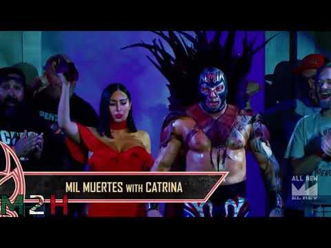 """""""M2H"""" Lucha Underground Season 4 Episode 5 - Highlights"""
