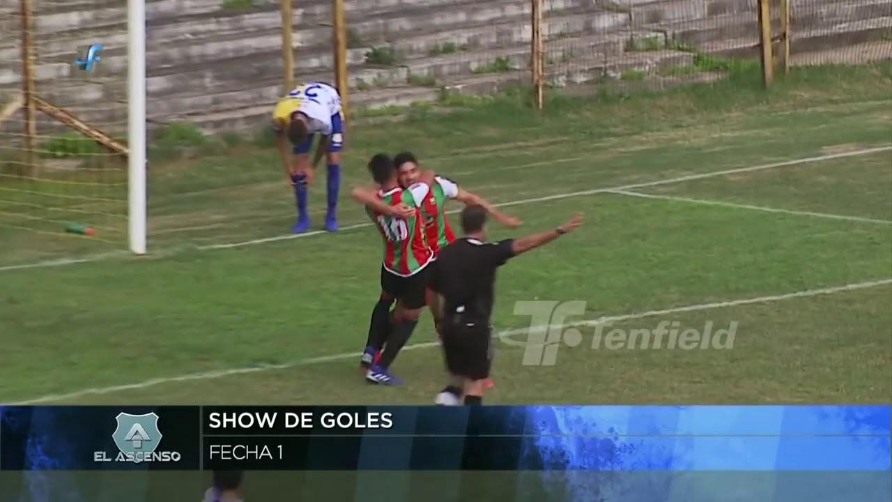 2a División   Show de goles de la 1a fecha del Campeonato Uruguayo 2019