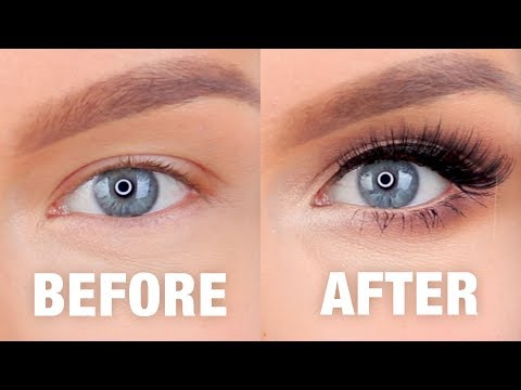 Makeup for small eyes to look bigger
