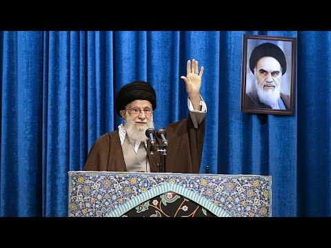 Αγιατολάχ Αλί Χαμενεΐ: «Δεν θα διαπραγματευθούμε με τις Ηνωμένες Πολιτείες» …