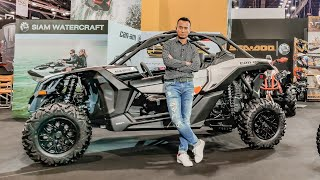 2. Tìm hiểu Can-Am Maverick X3 Turbo R 2019 - Siêu xe offroad chuyên dụng
