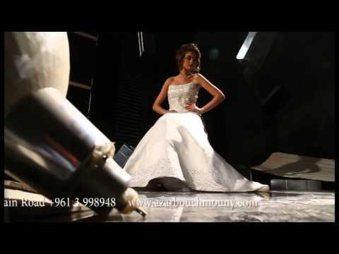 Azar Bou Chmouny Bridal 2014
