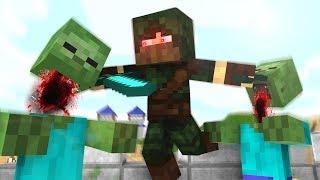Pro Life / Zombie Life / Enderman Life - Craftronix Minecraft Animation