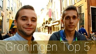 Groningen Netherlands  City pictures : Groningen Top 5 | Travel Guide | Must-sees for your city tour