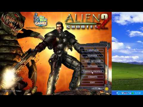 How to hack Alien shooter 2  Reloaded