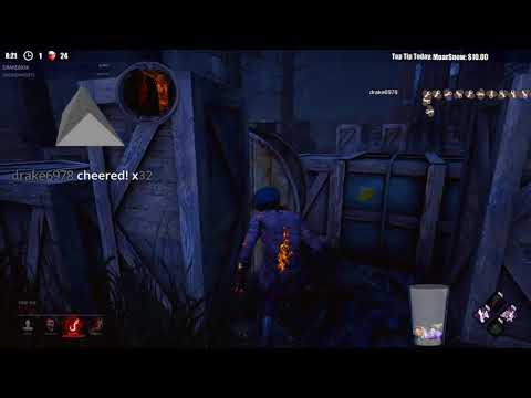 Dead By Daylight RANK 8 SURVIVOR! - NO RUIN ARE YOU MAD!