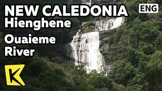 Hienghene New Caledonia  city pictures gallery : 【K】NewCaledonia Travel-Hienghene[뉴칼레도니아 여행-이엥겐]우아이엠 강과 토호 폭포/Touho Falls/Ouaieme
