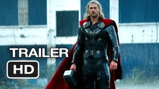 Nonton Thor  The Dark World Official Trailer  1  2013    Chris Hemsworth  Natalie Portman Movie Hd Film Subtitle Indonesia Streaming Movie Download