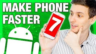 Video 7 Tips to Make Your Android Phone Fast Again MP3, 3GP, MP4, WEBM, AVI, FLV Maret 2019