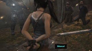 Nonton Lara Croft Tied Up! (Tomb Raider 2013) RYONA Film Subtitle Indonesia Streaming Movie Download