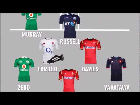 Six Nations 2017 Fantasy Rugby - Gameweek two
