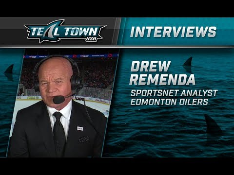 Teal Town USA Interview: Drew Remenda - Sportsnet Analyst Edmonton Oilers