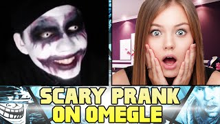 Extremely SCARY STALKER PRANK On Omegle!