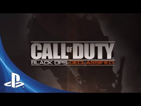 Call of Duty: Black Ops: Declassified PSVita Trailer