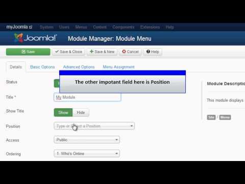 Add a new module