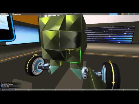 Как сделать хорошую машину в робокрафт