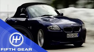 Fifth Gear: Testing A BMW Z4M Roadster In The Alps by Fifth Gear
