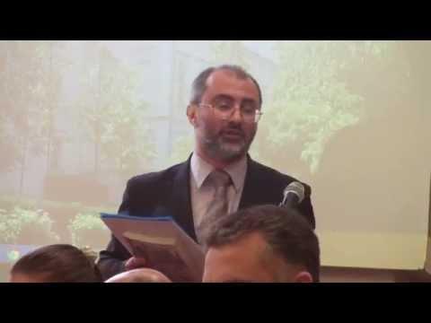 Доклад Багдасаряна В.Э. на круглом столе в МГОУ