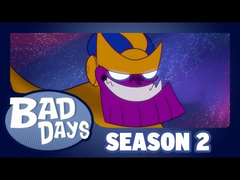 Thanos - Bad Days - Season 2 - Ep6