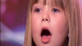 Six year old girl wows Simon