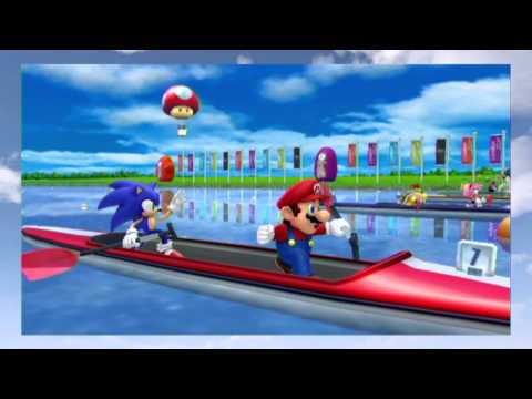 Picture from Mario & Sonic go for gold