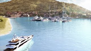 Christophe Harbour Marina – St. Kitts
