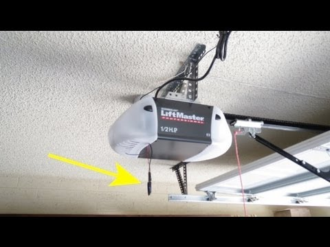 Video of GarageMate, Garage Door Opener