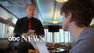 What Would You Do: Young man verbally berates elderly waiter