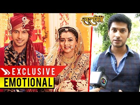 EXCLUSIVE : Lakshya Gets EMOTIONAL On Sets | Swara