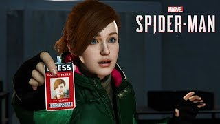 Marvel's Spider Man Part 29 - Uninvited (Meet Up With Mary Jane at Central Park)