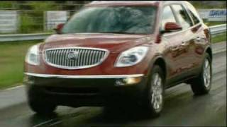 Motorweek Video Of The 2008 Buick Enclave