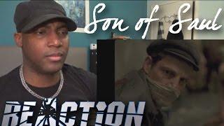 Son of Saul 2015 Official Trailer  - REACTION!