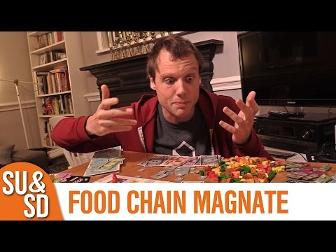 Food Chain Magnate - Shut Up & Sit Down Review (видео)