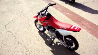 3. 2011 Honda CRF50F CRF50 CRF 50 Dirt Bike at LeBard & Underwood, Inc at La Habra, CA