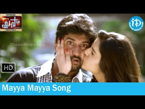 Mayya Mayya Song - Paisa Movie Songs - Nani - Catherine Tresa - Sai Karthik Songs
